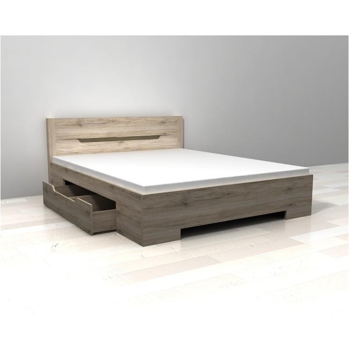 Betino postel 160×200